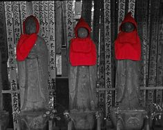 Jizo by Rekishi no Tabi, via Flickr
