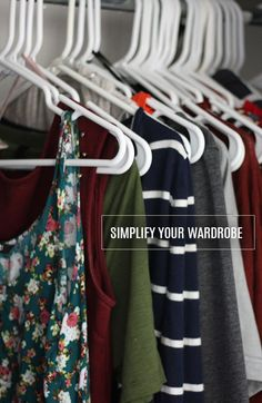 Simplify Your Wardrobe: Creating 7 go-to outfits for fall - lauriecosgrove.com