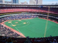 Riverfront Stadium, Cincinnati