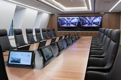 Video Conference Tables | Tables for Video Conferences - Fusion
