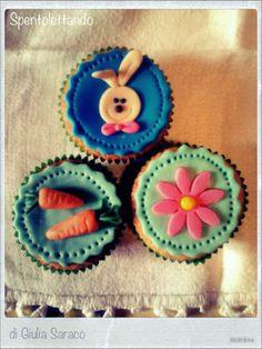 Easter Cupcake #spentolettando