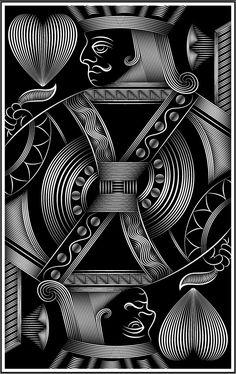 Avoir du coeur by Patrick Seymour, via Behance