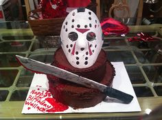 friday the 13th cake - Google Search