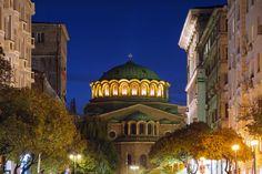 Sveta Nedelya Cathedral, Sofia, Bulgaria