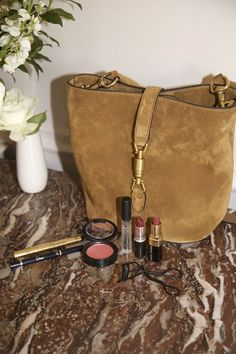 Beauty Vanity: Jeanne Damas