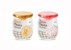 Yogurt Packaging Design