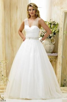 1000 images about wedding dresses on pinterest wedding for Wedding dresses for big busted women