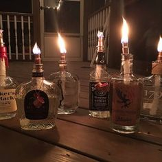 2 Torch Tips with Wick for Glass Tiki Torches Alcohol Bottle Crafts, Alcohol Bottles, Wine Bottle Crafts, Glass Bottles, Empty Liquor Bottles, Beer Bottles, Liquor Bottle Lights, Wine Bottle Lanterns, Wine Glass