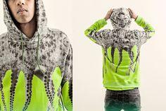 19 Fantastiche Immagini Su Octopus Brand Ss16 Lookbook Nel 2016