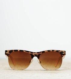 AEO Tortoise Shell Sunglasses