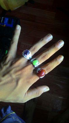 Akik Ring of Indonesian