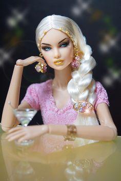 0bc96b2883da Barbie Hair, Barbie Clothes, Barbie Model, Barbie Style, Pretty Dolls,  Beautiful