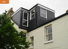 L-Shaped #Dormer - See SMA Lofts Gallery for some of the latest Loft Conversions and Home Extensions carried out in and around London. http://www.smalofts.co.uk/gallery #loftconversionslondon