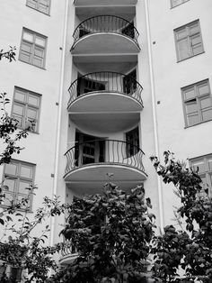 Architecture in Kallio, Helsinki Helsinki, Finland, Balcony, Places To Go, Interior Design, Architecture, Pictures, Photography, Travel