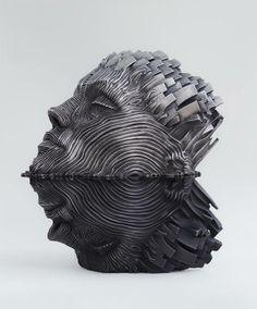 Esculturas de Gil Bruvel.