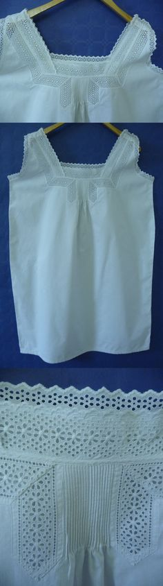 Women's white cotton shirt