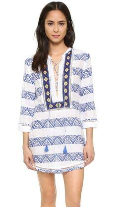 Piper Manilla Tunic Dress
