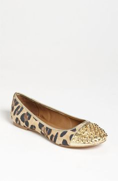 Steve Madden 'Kimmmie' Flat available at #Nordstrom