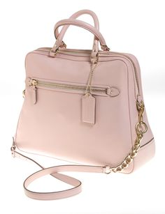 cupcakes and cashmere got to design a bag for coach back in 2010!