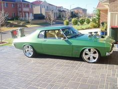 Name this muscle car? HQ Holden 1972 GTS