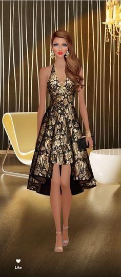 Lace Gown Styles, Express Fashion, Vestidos Plus Size, Covet Fashion Games, Moda Fashion, Party Fashion, Couture Fashion, Designer Dresses, Beautiful Dresses