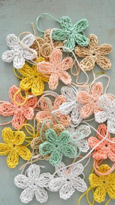 ingthings: Crochet on ..