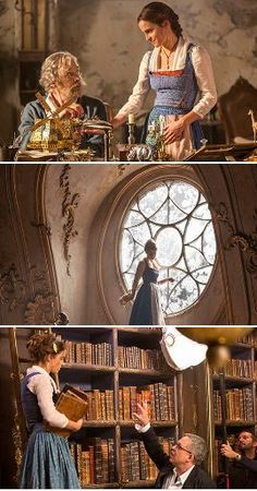 Awesome Movies 2017: First new stills of Emma Watson as Belle in Disney's Beauty And The Beast... Random Check more at http://kinoman.top/pin/16748/