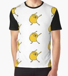 """""""Jake the dog"""" Graphic T-Shirts by bmoo 