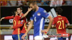Liechtenstein Dipermalukan Spanyol 8-0 Tanpa Balas - Agen Bola Teraman