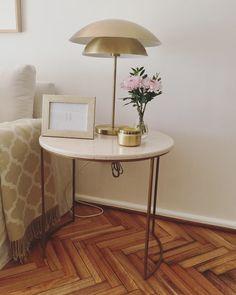 Mesa de arrime en mármol y hierro Terrazo, Flow, Art Deco, Furniture, Home Decor, Houses, Sweet Home, Industrial Style, Iron