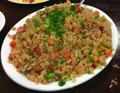 Fried Rice from Side Street Inn, Honolulu HI. as delicious as it looks. I want some now!