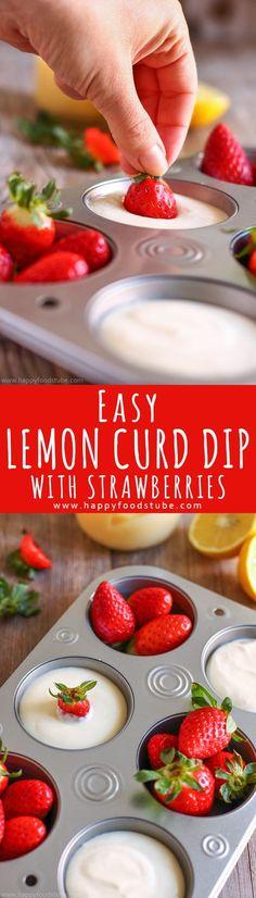This easy lemon curd