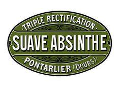 Suave absinthe | Drink retro advert | Vintage poster #Affiches  #Ads #SXX #Publicidad