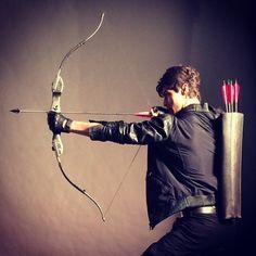 Matt from the #Shadowhunters promo shoot.