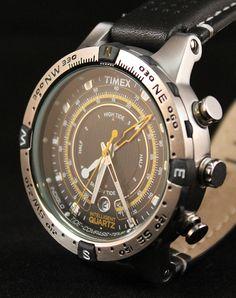 Timex Intelligent Quartz Tide Temp Compass & Perpetual Calendar Watch Reviews Wrist Time Reviews