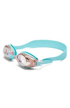 BLING2O 'Mermaid' Swim Goggles (Girls) available at #Nordstrom