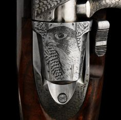VO Falcon Edition, the $820,000 Hunting Rifle (Photos) - Luxist