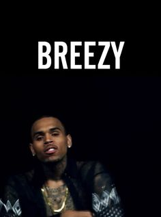 This one is for us team breezy #TEAMBREEZY4LIFE