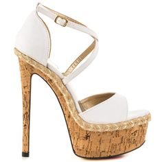 http://www.heels.com/womens-shoes/le-andra-white-linen.html  Le Andra - White Linen Luichiny
