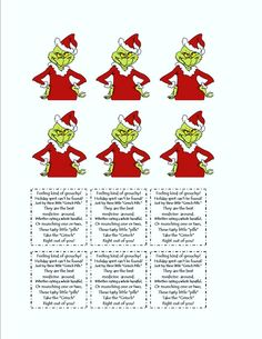 grinch tic tac labels grinch christmas party grinch party christmas gift ideas christmas