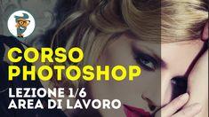 Corso di Photoshop CC Base - Lezione 1/6 - Conoscere Photoshop HD