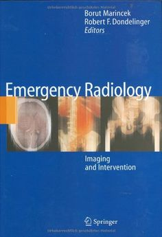 "Emergency Radiology (for my ""radiology wall""!)"