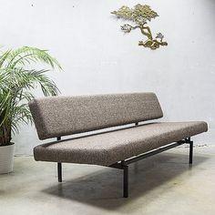 Model 540 sofa by Gijs van der Sluis for Gispen, Dining Bench, 1960s, Van, Sofa, Interior, Model, Inspiration, Furniture, Vintage