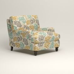Mason Upholstered Arm Chair