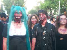 Fiesta De Halloween 2012 (Foto Aportada Por Nuestro Miembro De Las Hordas TyNM Luis Alberto Cadena Orozco)