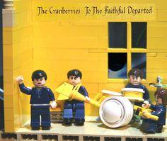 Lego Album Covers, so cute
