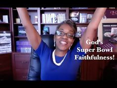 God's Super Bowl Faithfulness! Super Bowl, Bible, Faith, Messages, God, Youtube, Biblia, Dios