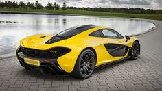 McLaren P1: all the figures - BBC Top Gear