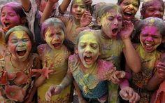 India – Il Festival dei Colori 2014 (11-20 marzo 2014)