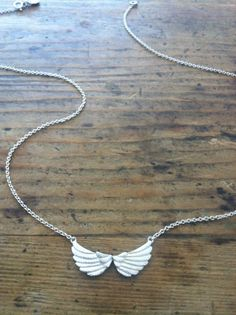 Wing Necklace, Fashion Necklace, Wings, Bangles, Sterling Silver, Earrings, Gold, Collections, Jewelry